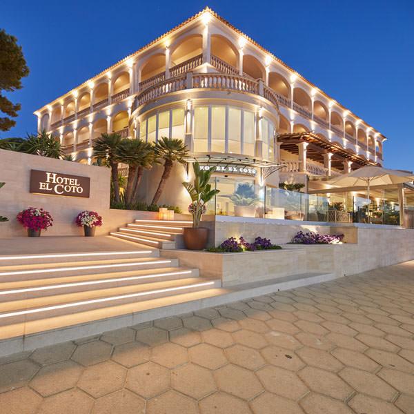 Hoteles Colonia Sant Jordi - Boutique Hotel El Coto Mallorca